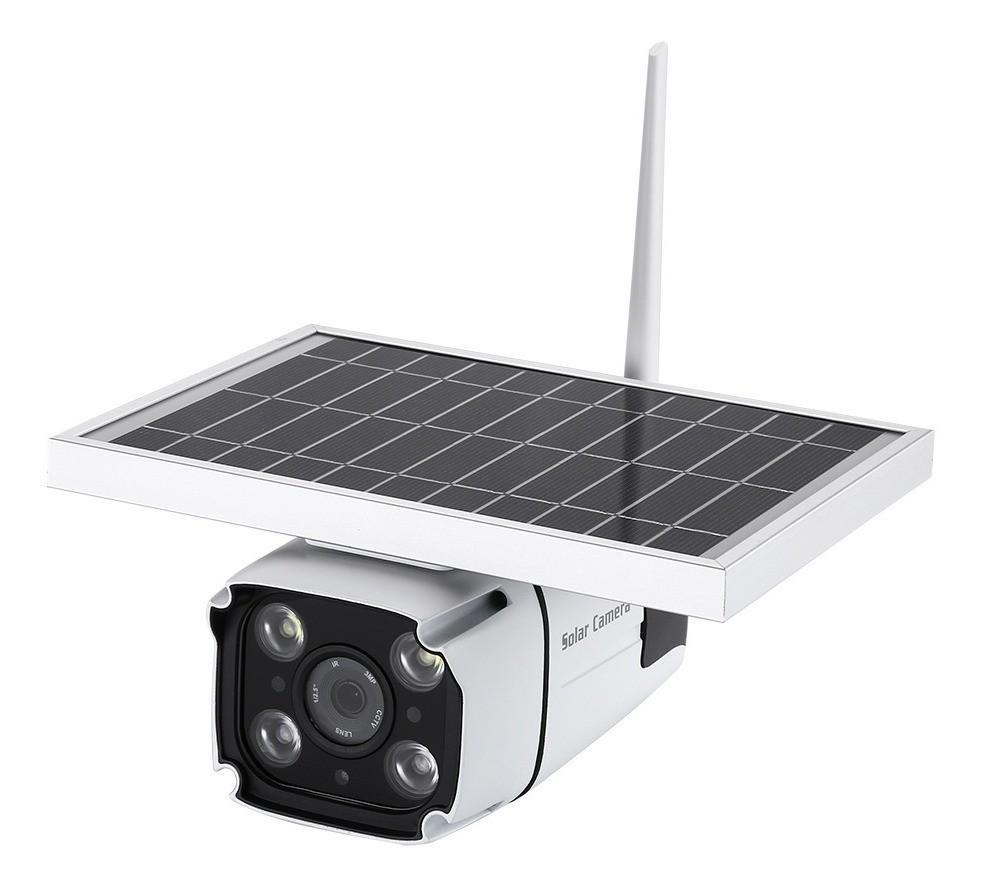 Cámara IP Solar Wifi